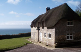 dorset coast cottages with dogs